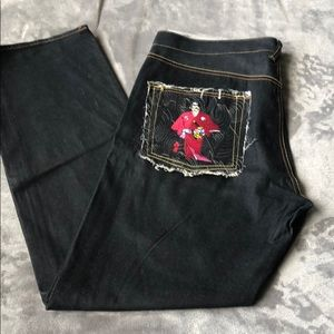 Vintage Red Monkey Company Jeans